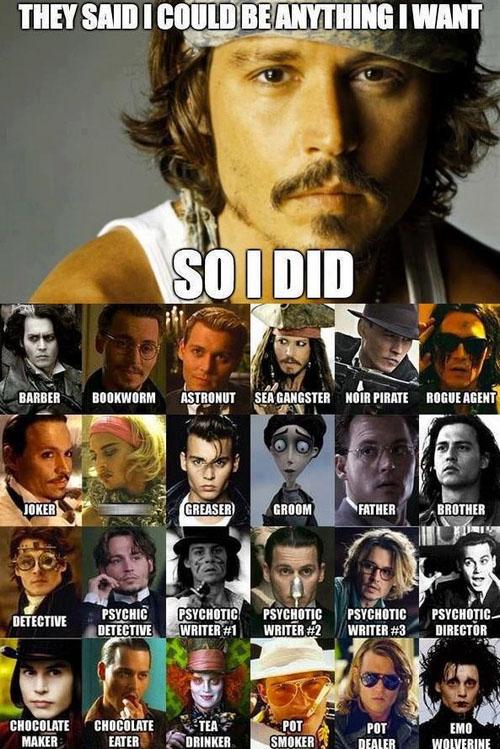 Johnny Depp_chameleon