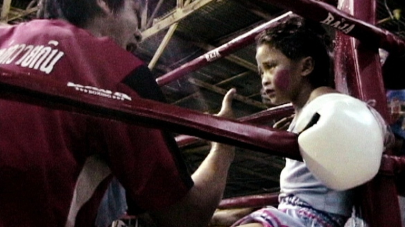 Muay Thai kids, Todd Kellstein, Buffalo Girls