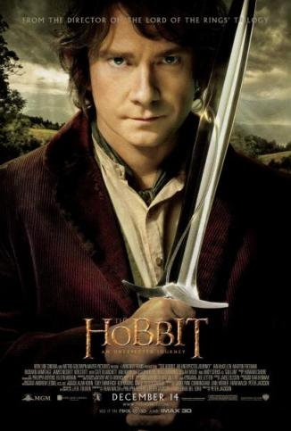 Martin Freeman Bilbo Baggins The Hobbit