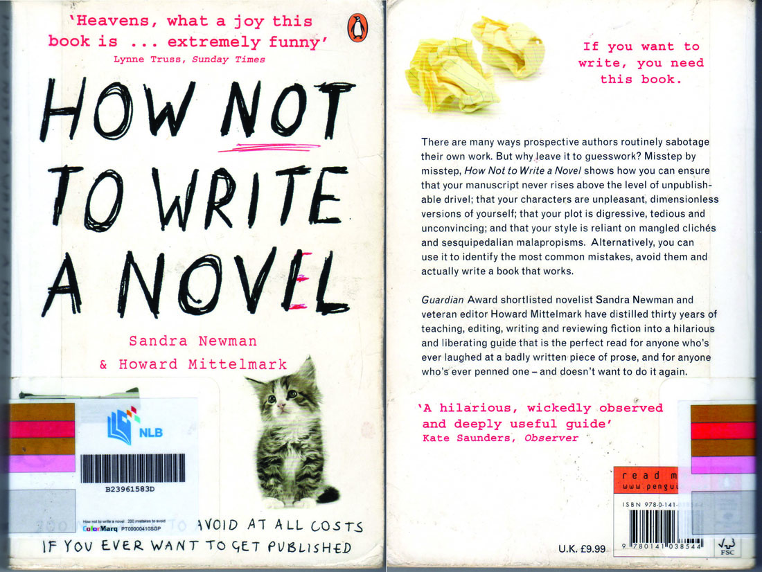 The Snowflake Method for Writing a Novel