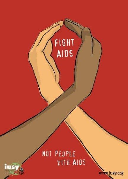 Fight AIDS not people with AIDS tumblr_lvj7bzsecH1qg60n9o1_500