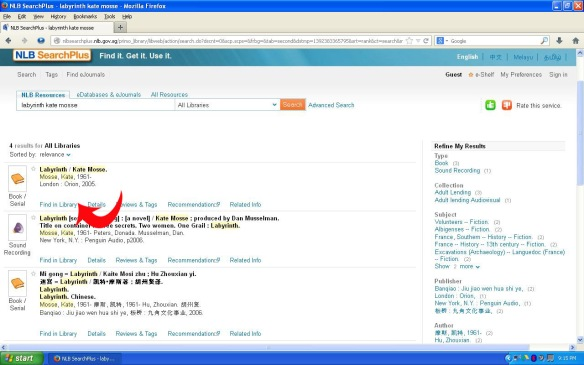 Step3_click find in library tab