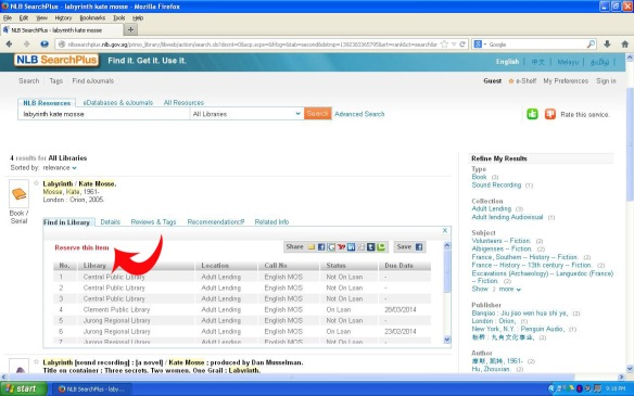 Step4_check branch or click reserve this item
