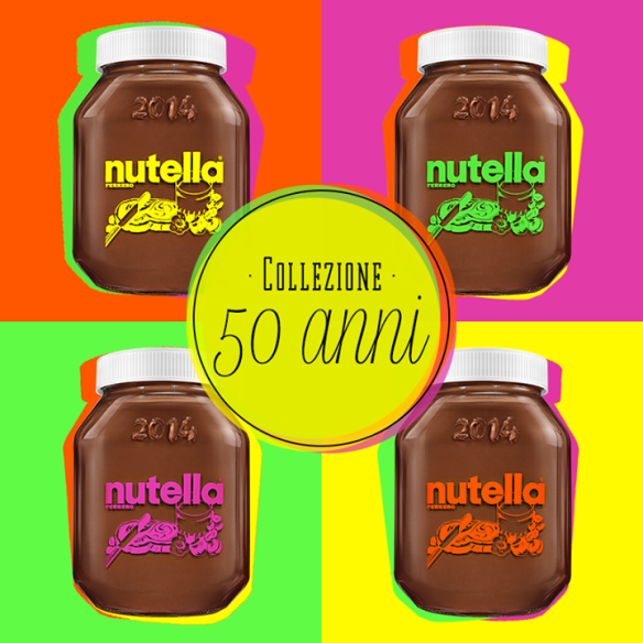 Photo from Nutella Italy's Facebook. Click image to go there.