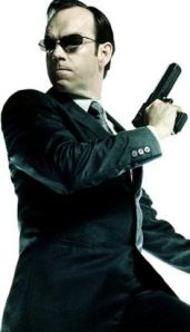 Hugo Weaving - Agent Smith - Pinterest