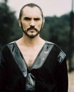 Terence Stamp as General Zod - Pinterest