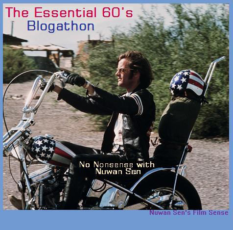 The Essential 60s Blogathon_Easy rider